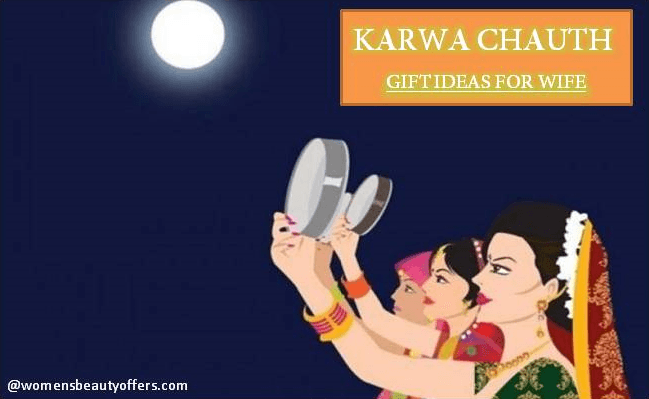10 Karwa chauth gift idea for womens wife