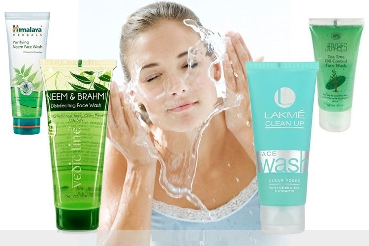 5 best face wash for oily skin and blackheads in india
