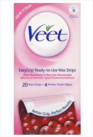 Veet Easy Grip Wax Strips – Review and Uses