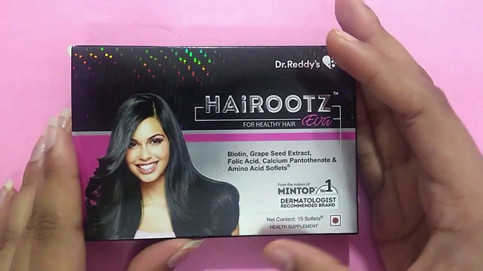 How to Stop Hair Fall With Hairootz Eva