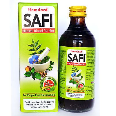 Hamdard Safi Review- Glowing And Pimple Free Skin