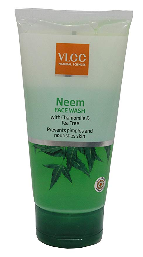 VLCC Neem Face Wash- Review & Benefits