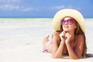 Womens Protection from and exposure to the sun - WBO