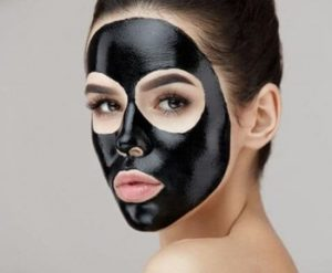 activated charcoal mask for blackheads and whiteheads - WBO