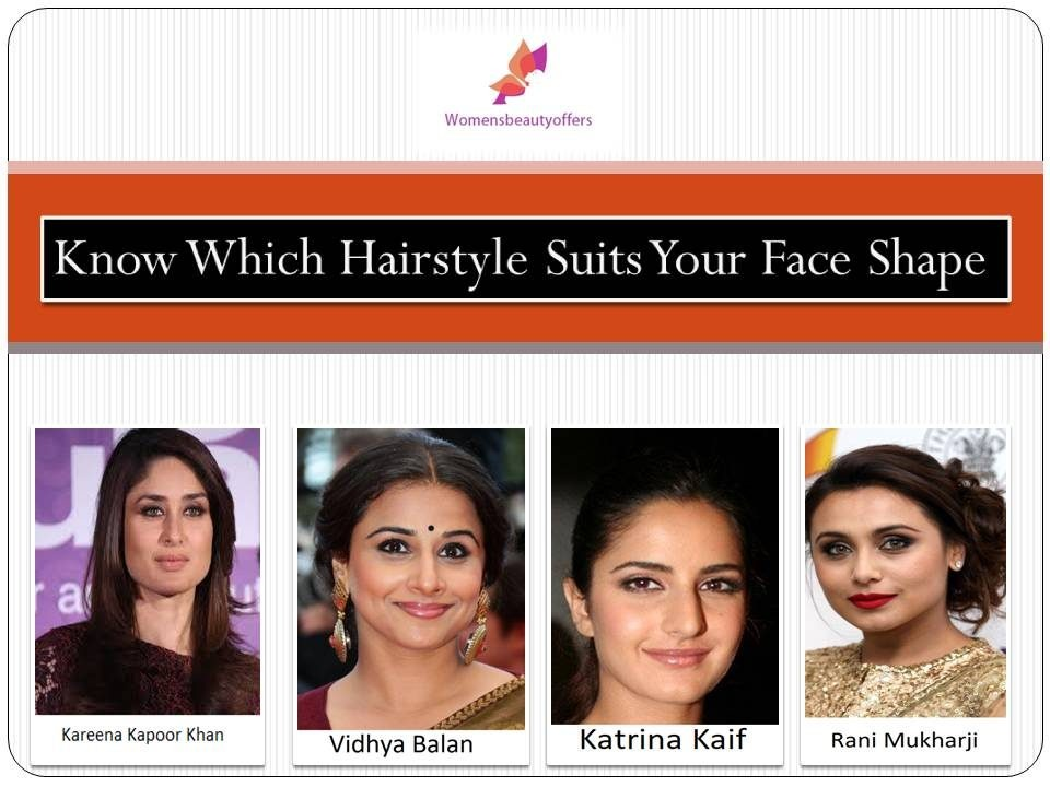 Know Which Hairstyle Suits Your Face Shape