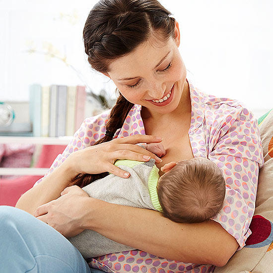 Breast-Feeding - Tips for Breast Cancer