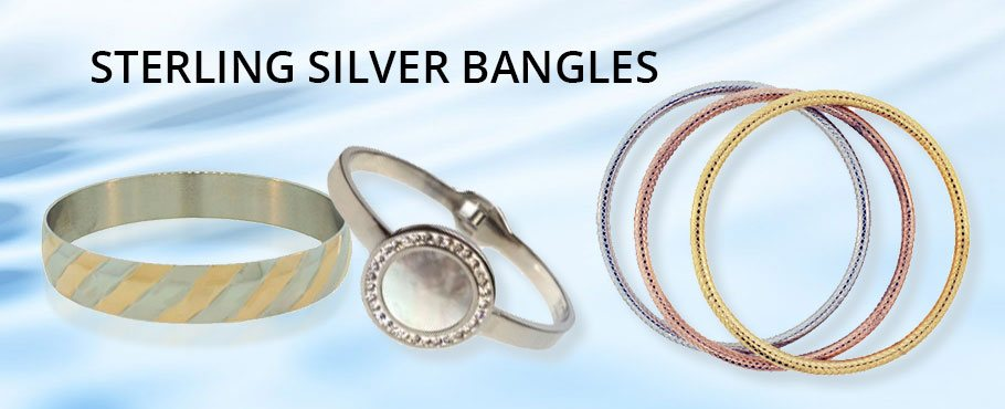 an-amazing-collection-of-sterling-silver-bangles-wholesale-at-p&k-jewelry-