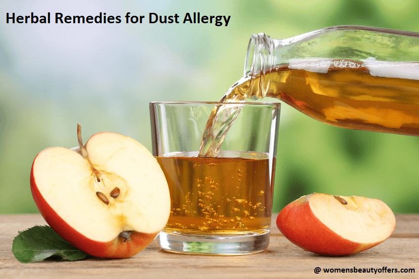 Herbal Remedies for Dust Allergy