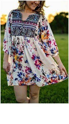 A Lovely Dress - Romantic Birthday Gifts