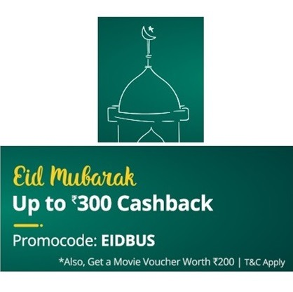 eid bus booking offers