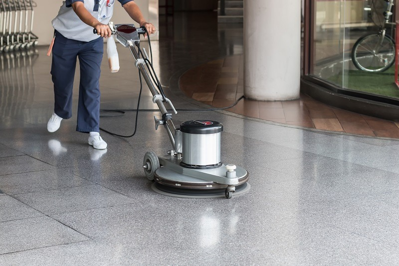 Hire A Commercial Cleaning Service Provider