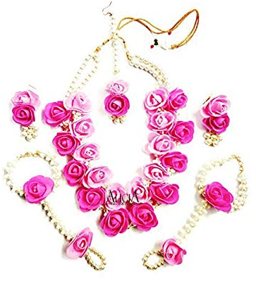 Floral Inspired Jewellery
