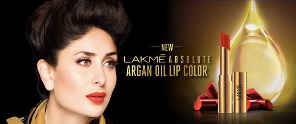 Lakme Absolute Argan Oil Lip Color Review - WBO