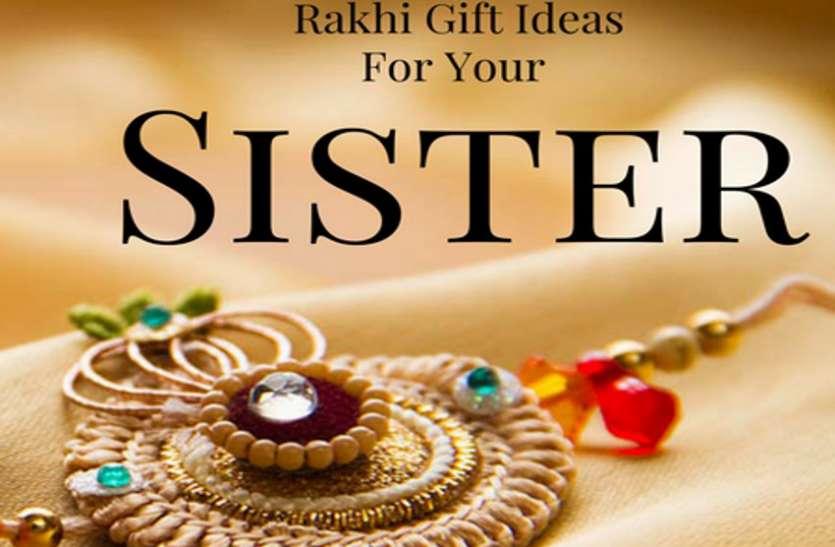 Top 10 Ideas – Best Rakhi Festival Gifts For Sister