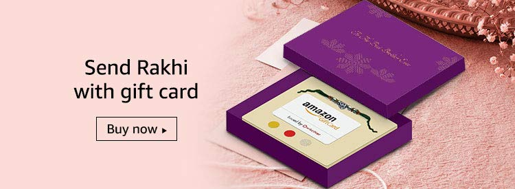 How To Send Rakhi Gift Card