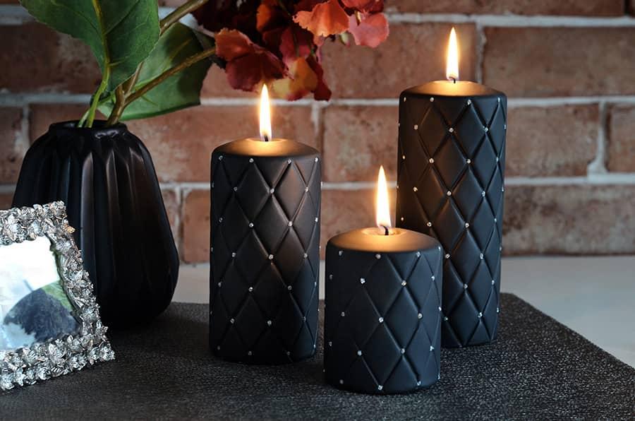 Decorative Candles - WBO