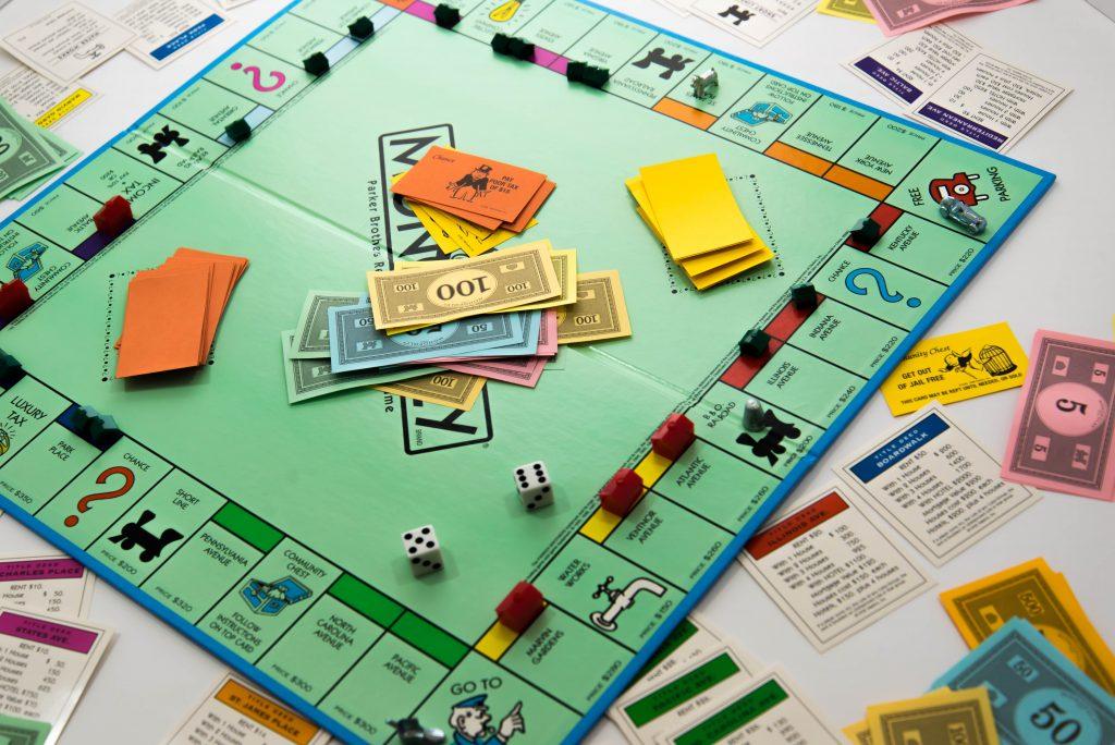 Family Board Games - WBO