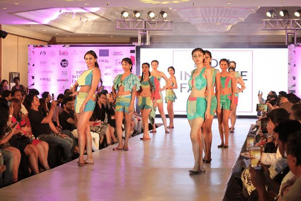 Models Walk the ramp aat IIfw2_ Season_2 - WBO