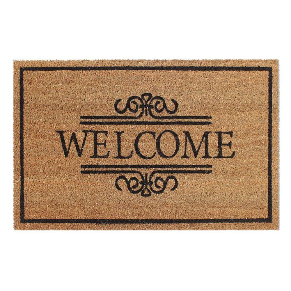 . Welcome Mat - WBO