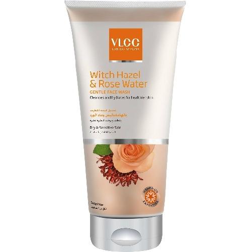Womens face wash for sensitive skin - WBO