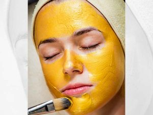 Womens turmeric mask for blackheads and whiteheads - WBO