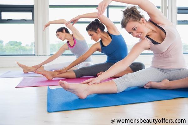 Womens Exercise - WBO