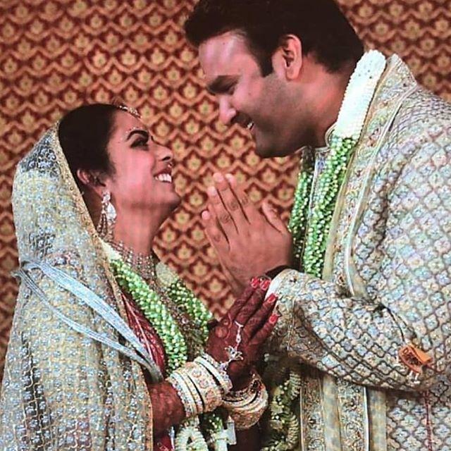Inside Isha Ambani, Anand Piramal's gorgeous wedding??