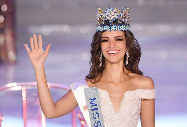 Who was Miss World 2018?