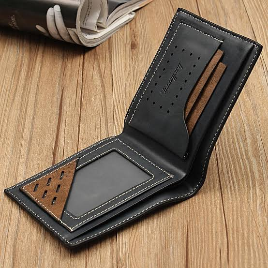 A Leather Wallet for Men