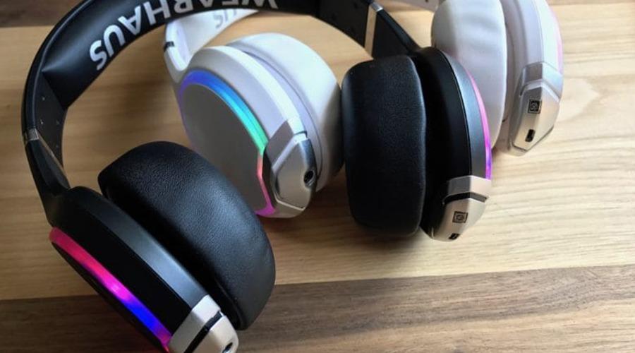 Headphones for valentine day
