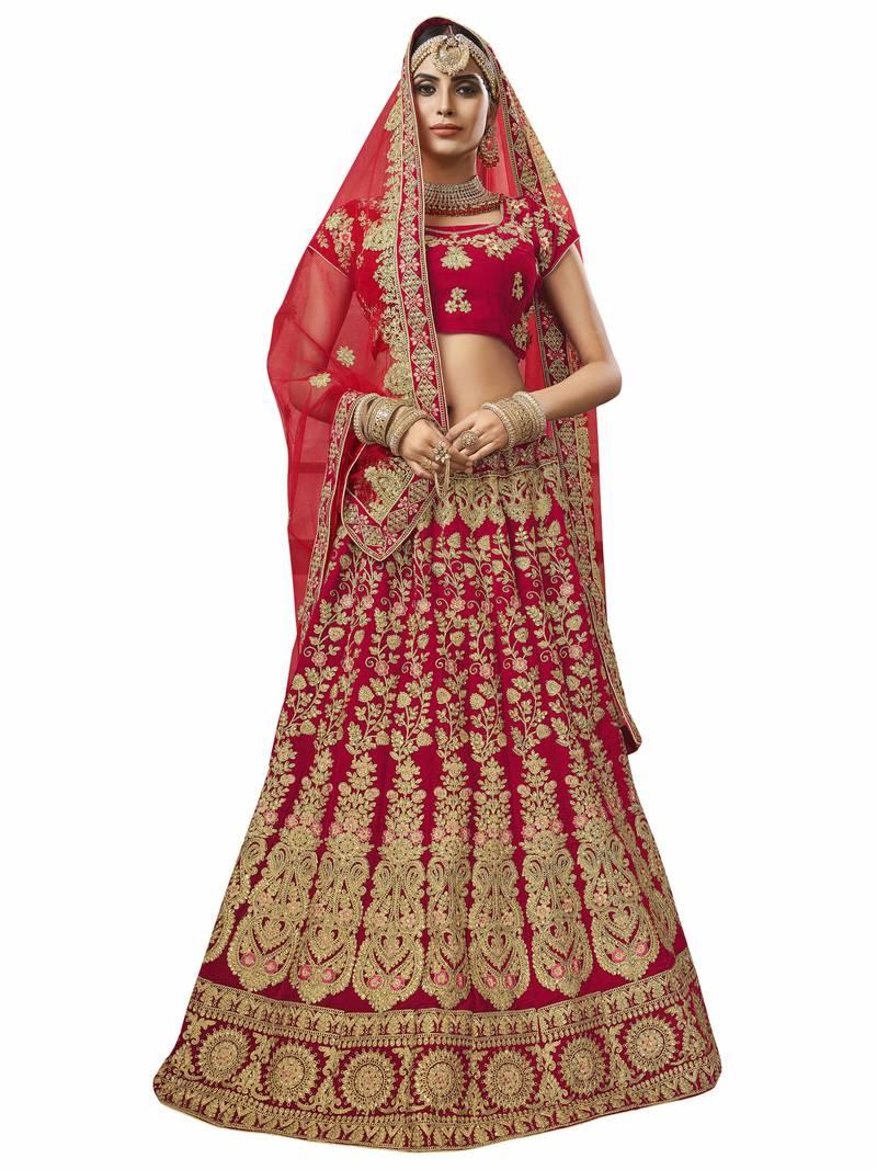 Barbie-look Bridal Lehengas
