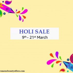 HOli Offers, Holi Sale 2019 India