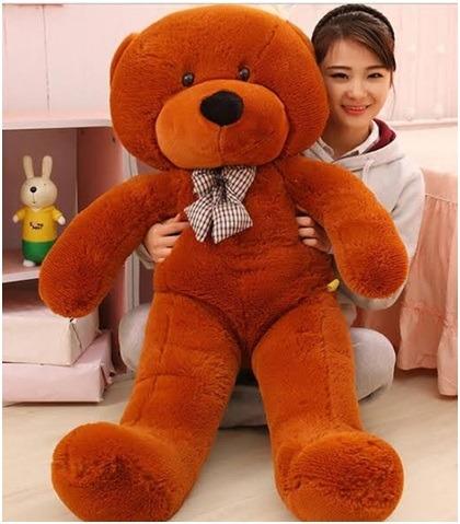 A Giant Teddy Bear Birthday-