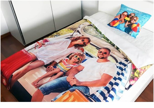 Personalized Bed Cover gifts