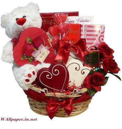 gift basket for girlefriend