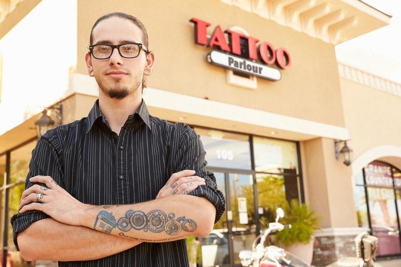 1 Tattoo-Parlour