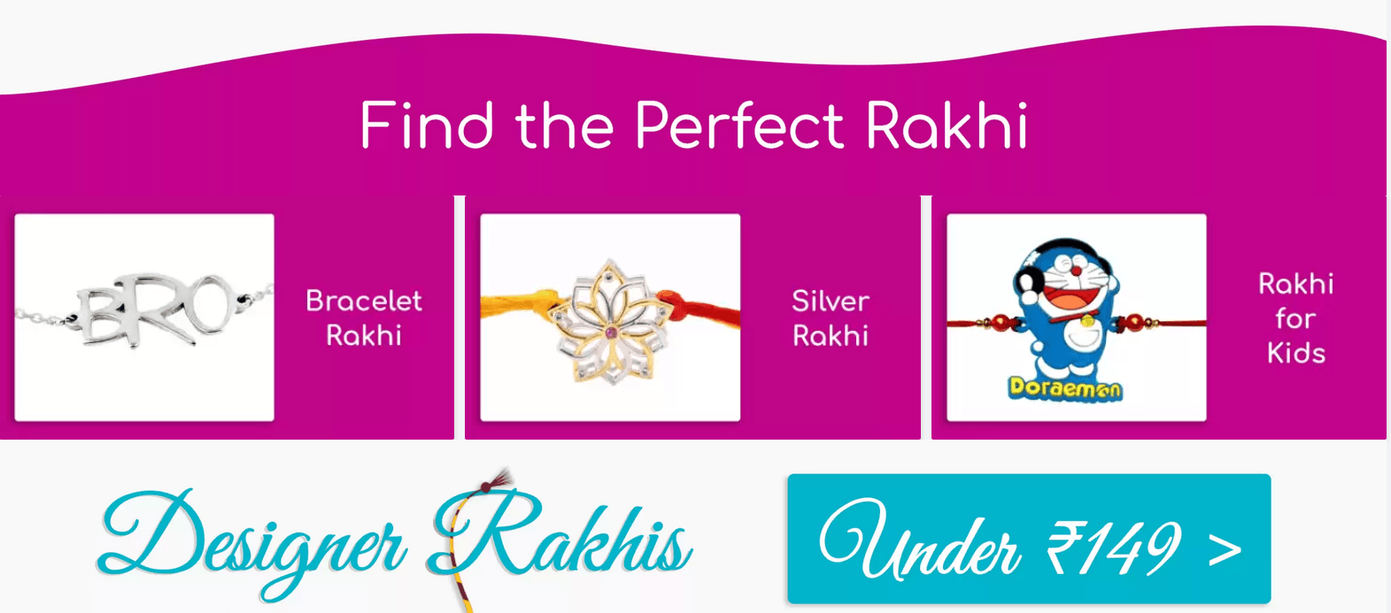 Best Flipkart Rakhi Offers