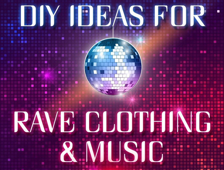 Infographic : Killer Rave and EDM Festival Outfit Ideas