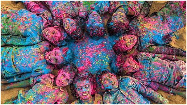 When Holi Festival is celebrated