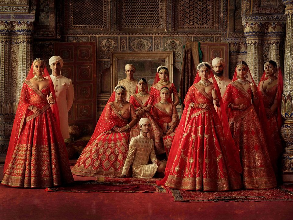 sabyasachi design collection 2019