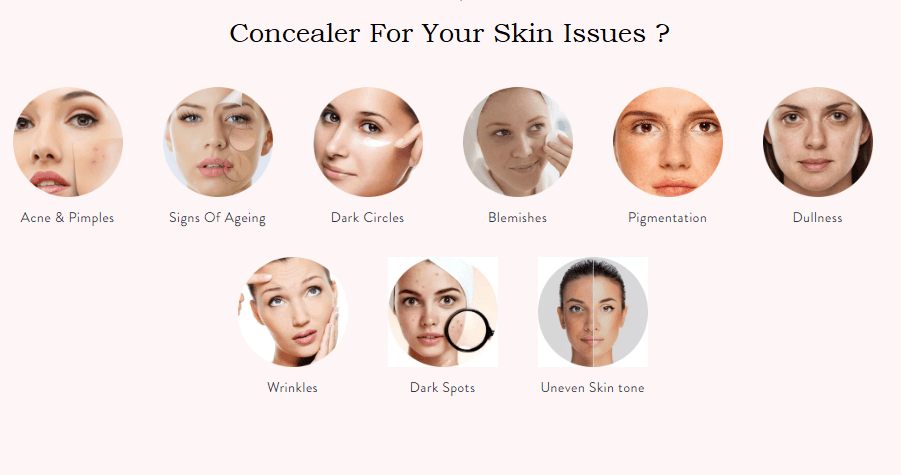 Concealer For Womens Under Rs 100