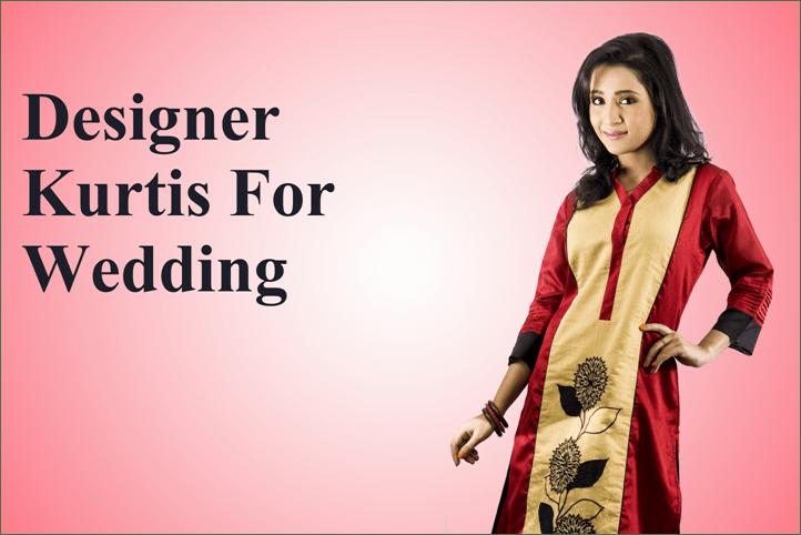Latest Designer Kurtis Collection For Wedding 2020