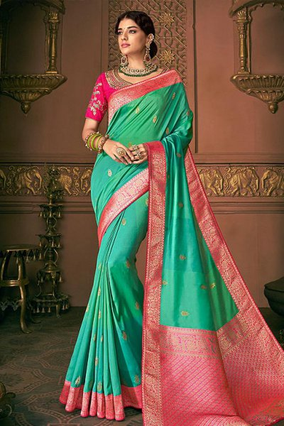 Latest Banarasi Sarees