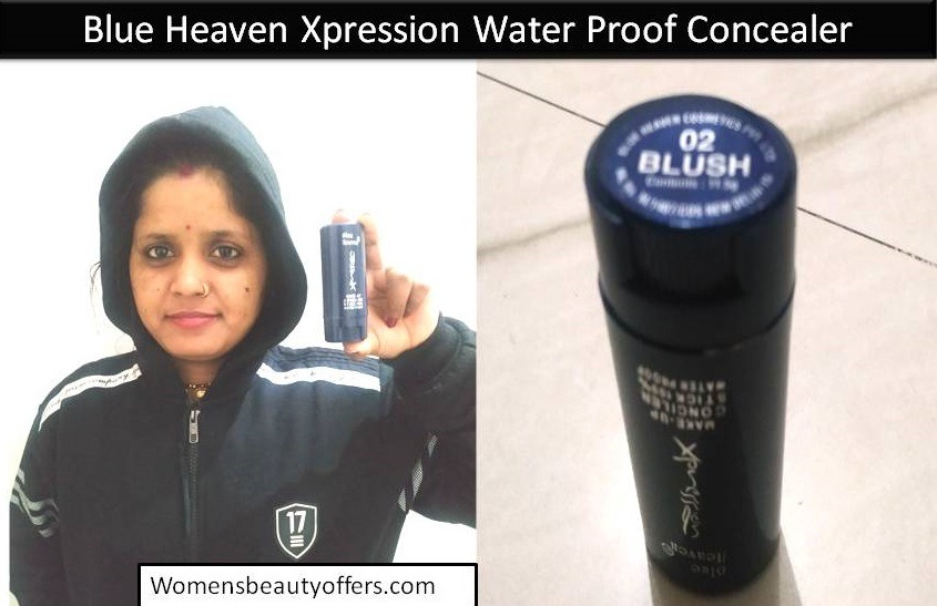 Blue Heaven Concealer under 100 rupees review - Deepika Sharma