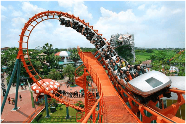 Siam Adventure Park Bangkok Pattaya Tour Package