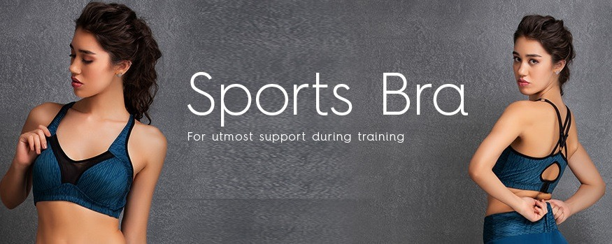 Women Feel the Sweat of Finding the Perfect Sports Bra?