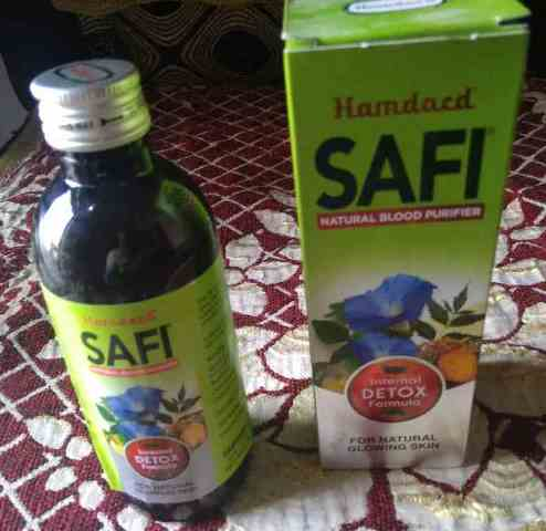 Hamdard Safi Review
