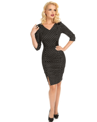 Style Tips to Wear Polka Dot Dresses