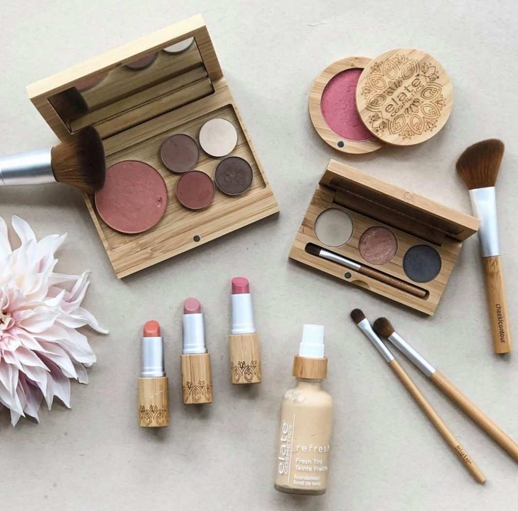 10 Eco Friendly Cosmetic Brands For