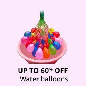 Holi Water Balloon Price